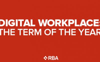 Digital Workplace: The Term of the Year
