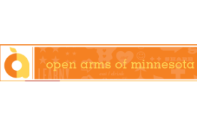 Open Arms of Minnesota Logo