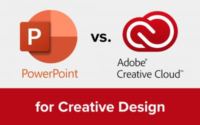 Microsoft PowerPoint vs. Adobe Creative Suite